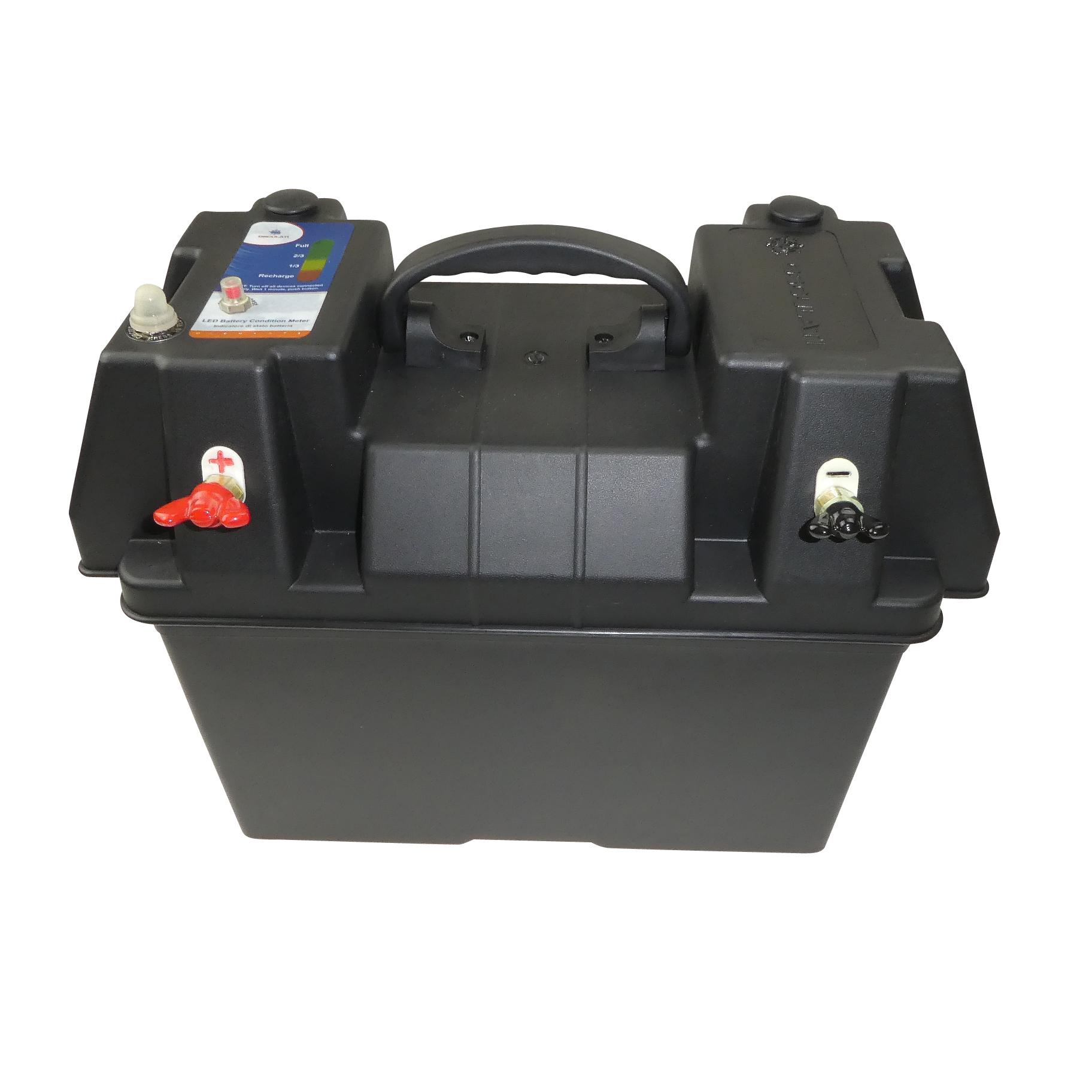 Battery Box Power Centre