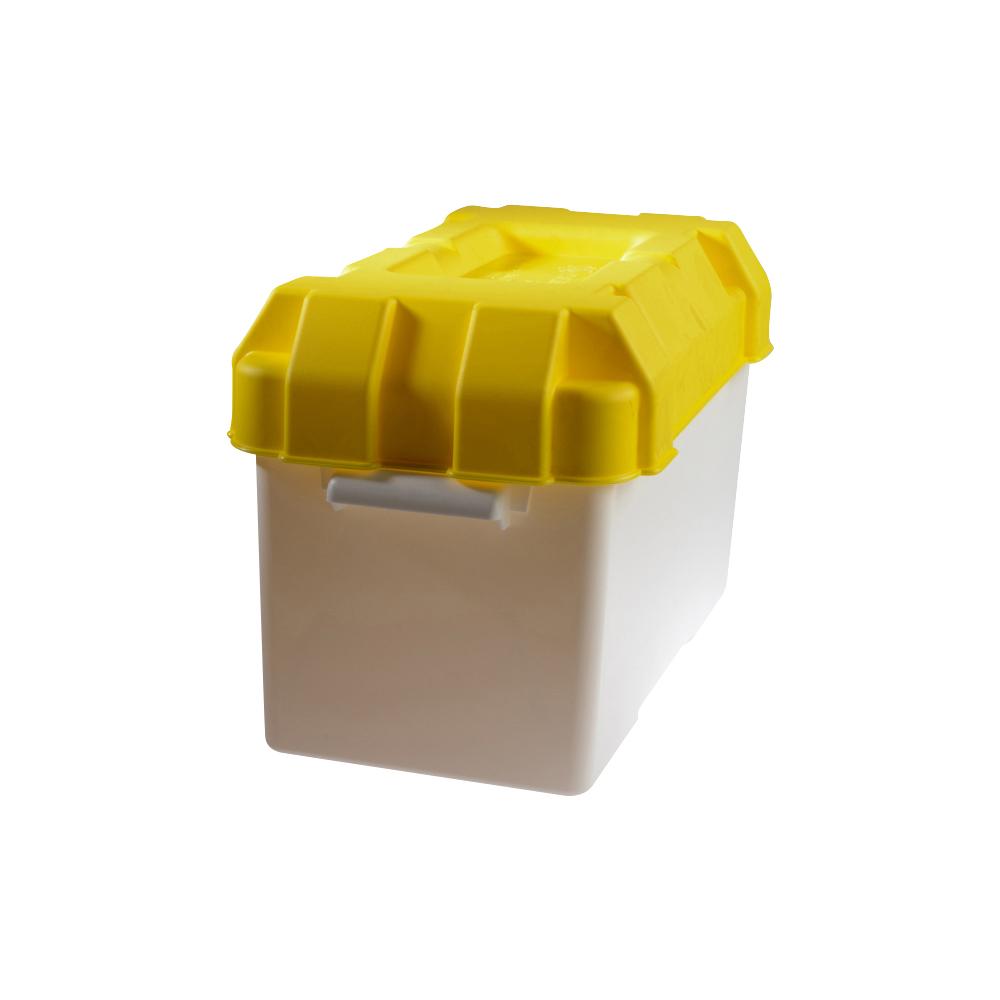 Battery Box - Yellow - 120A