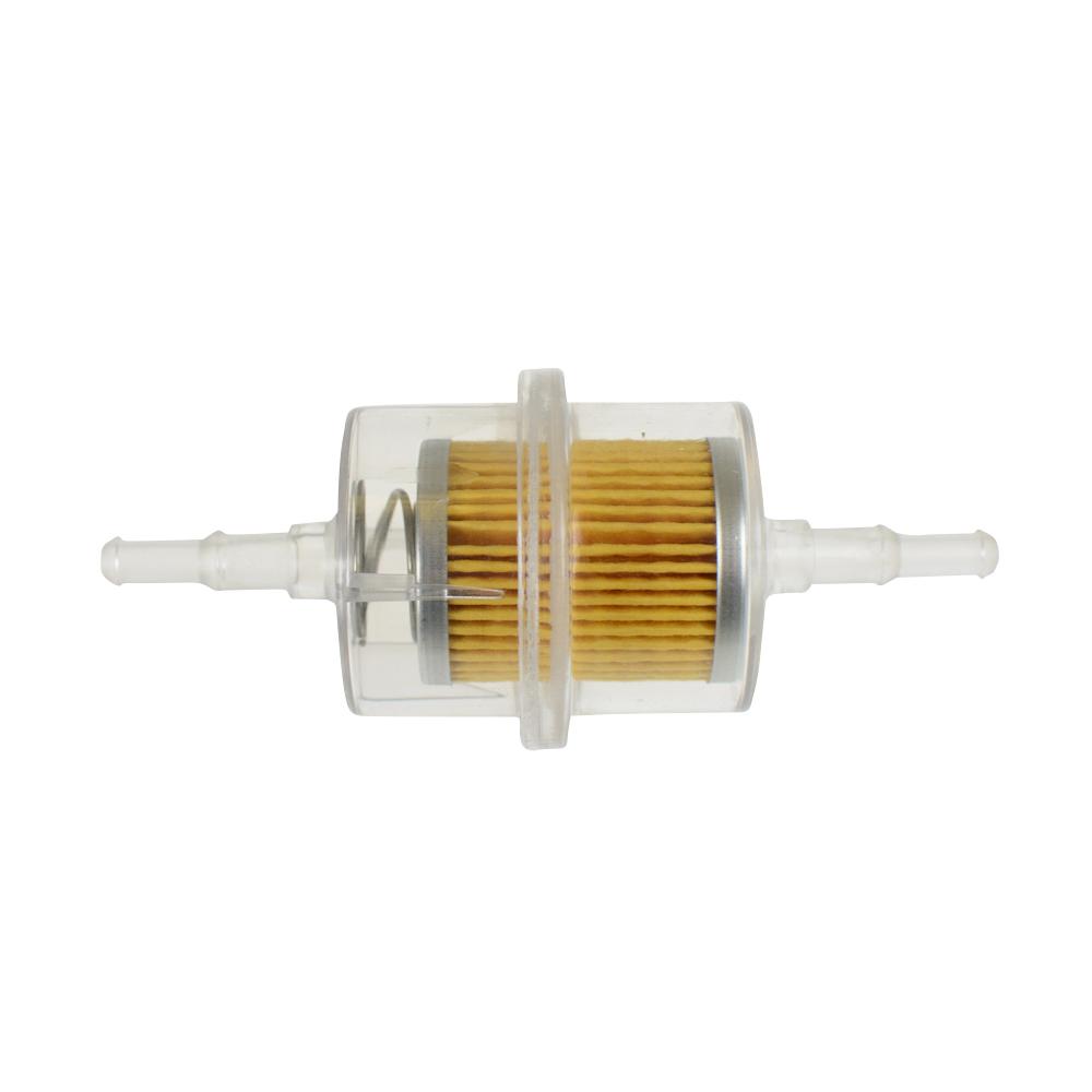 In Line Plastic Fuel Filter: 6-8mm