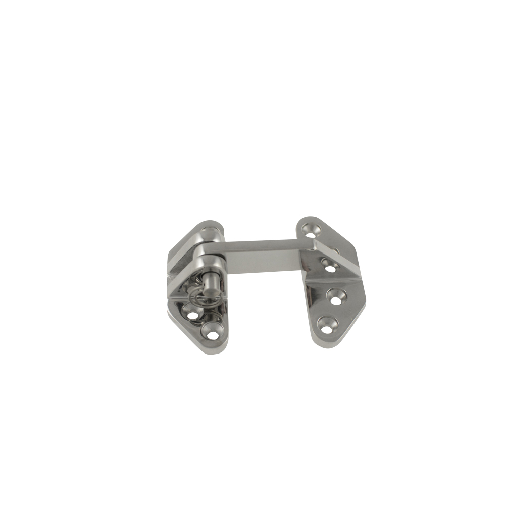 Extended Hatch Hinge - Stainless Steel - 88 x 73mm