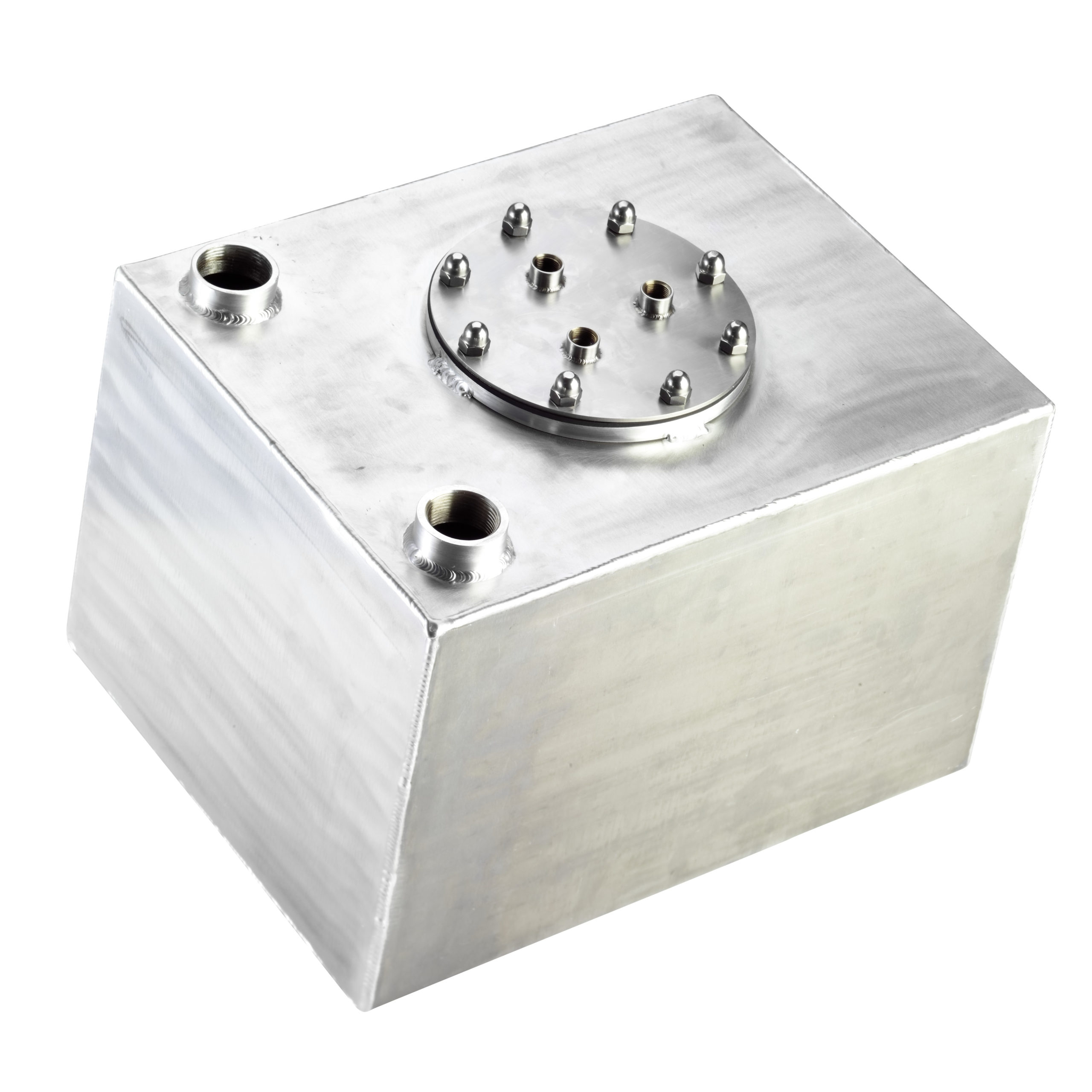 40 Litre Fuel Tank - Stainless Steel or Aluminium