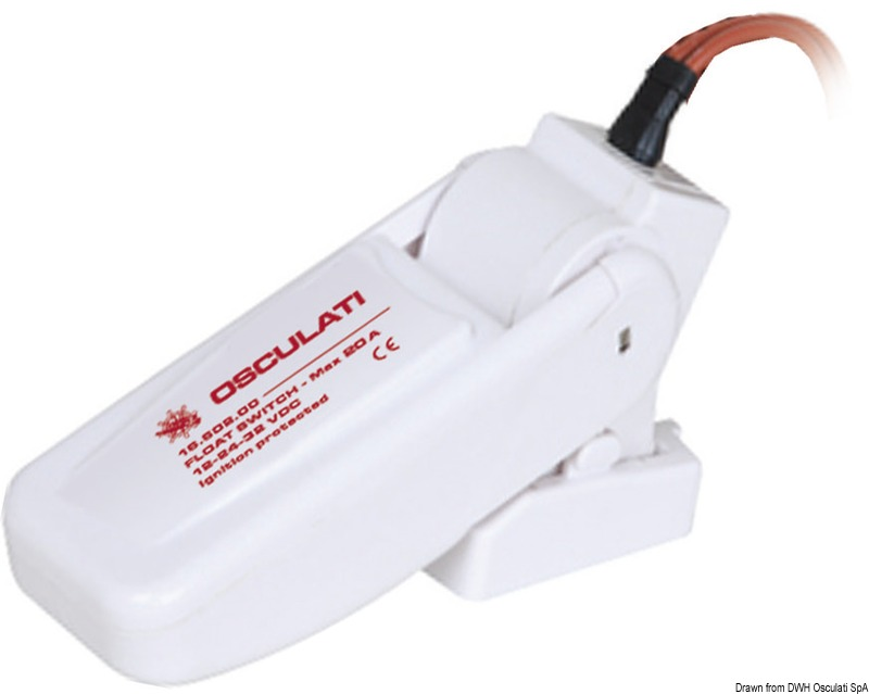 Automatic Bilge Pump Switch - 20 Amp
