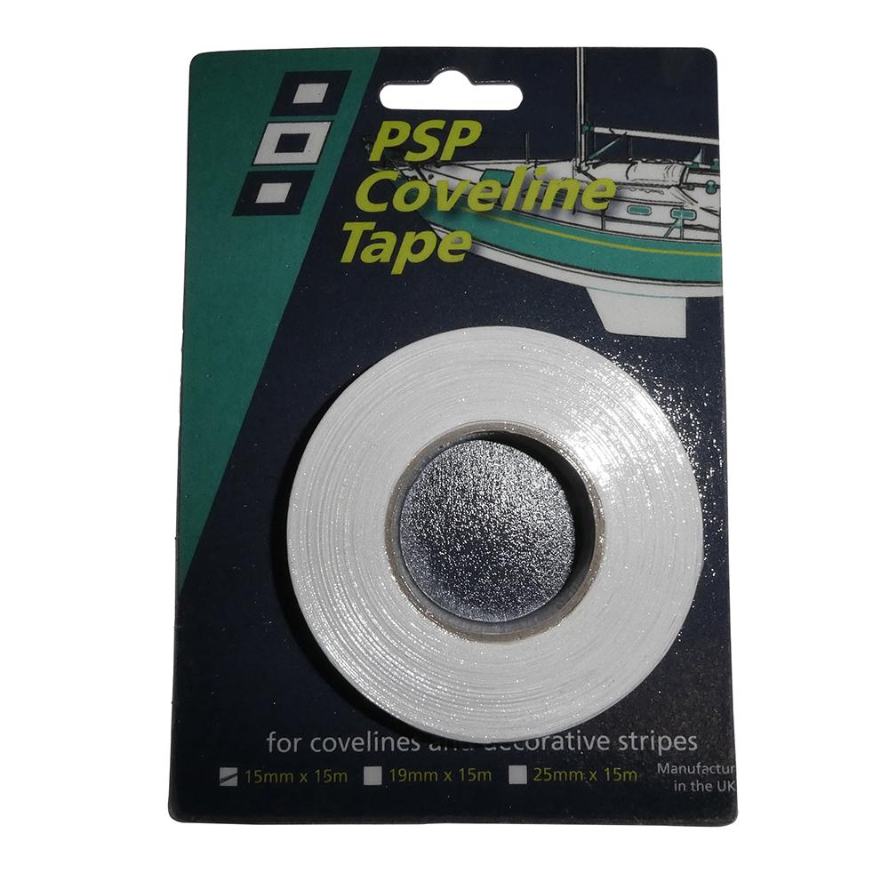 PSP Coveline Decorative Stripe 15mm x 15m - Variety Of Colours