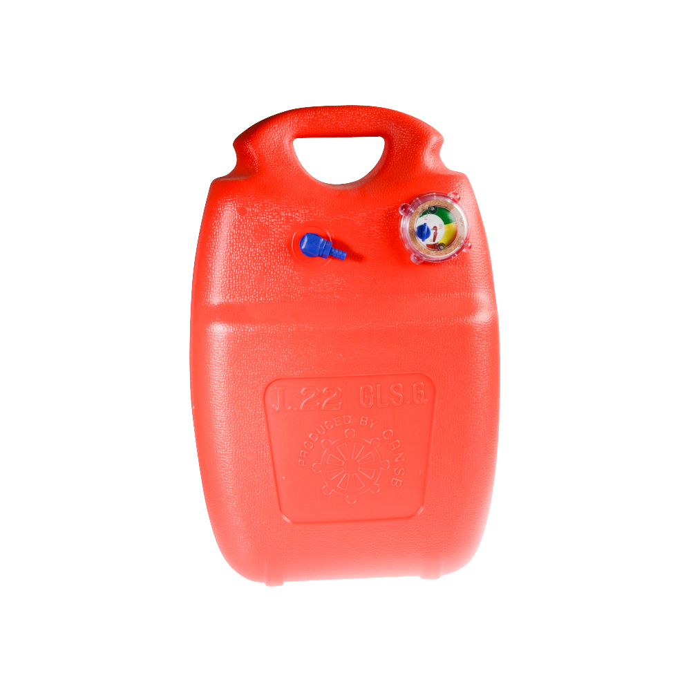 Portable Plastic Fuel Tanks: 12 - 22 Litres