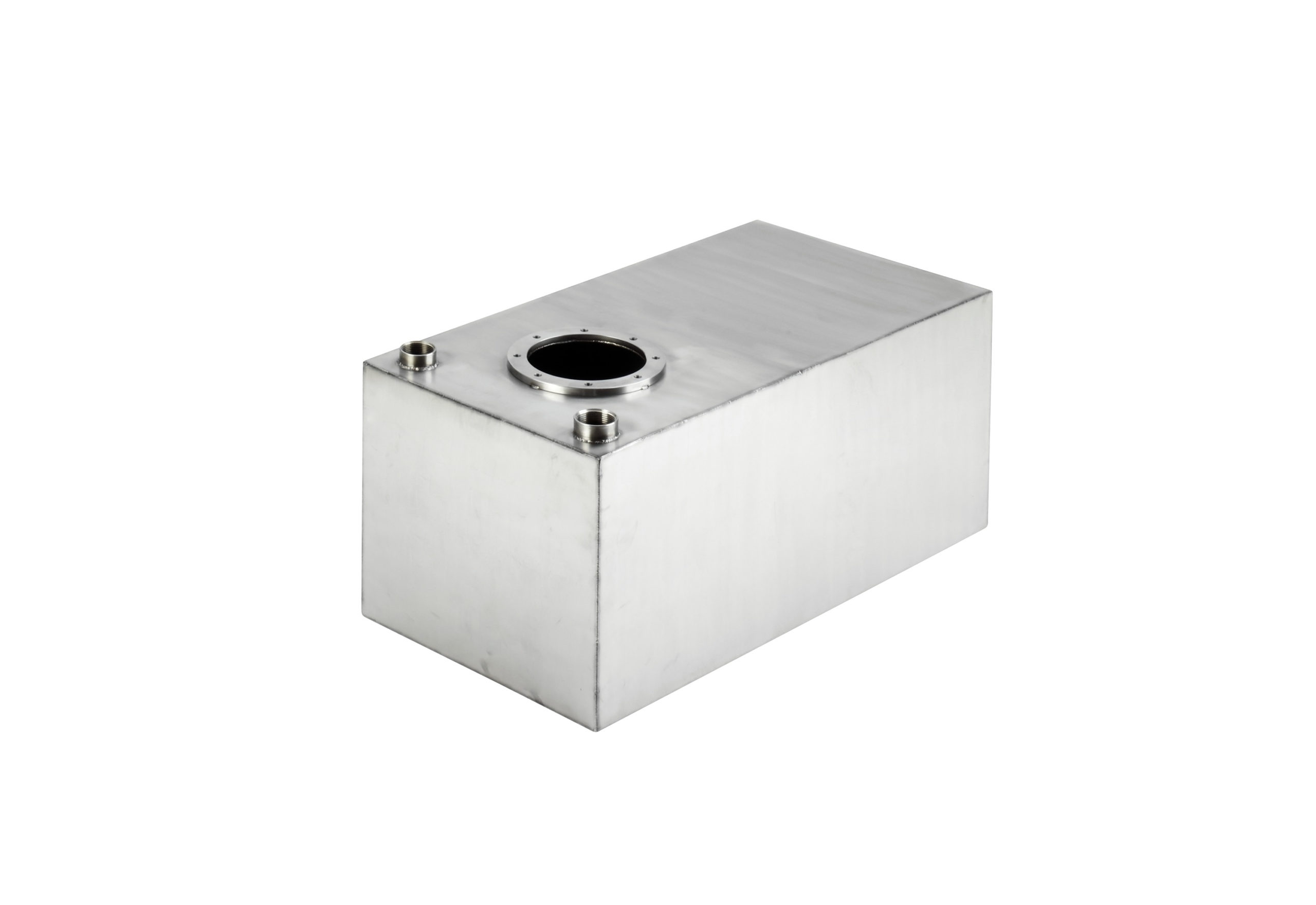 100 Litre Fuel Tank - Stainless Steel or Aluminium