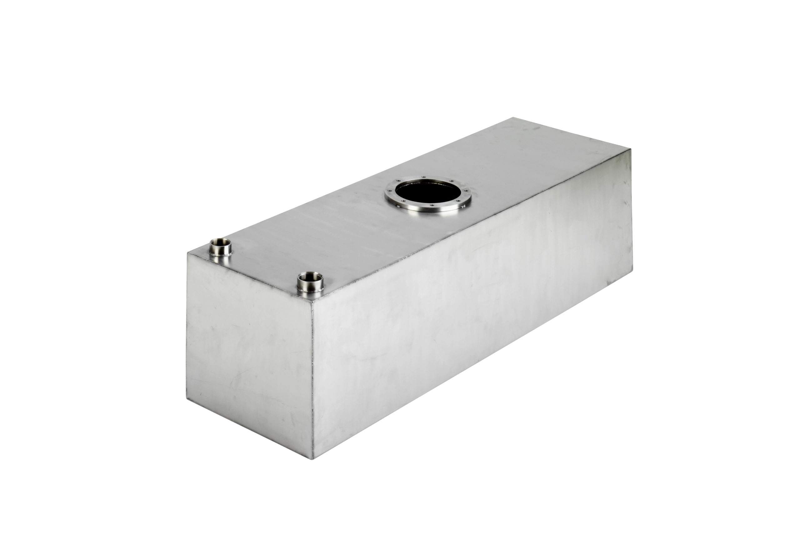 120 Litre Fuel Tank - Stainless Steel or Aluminium