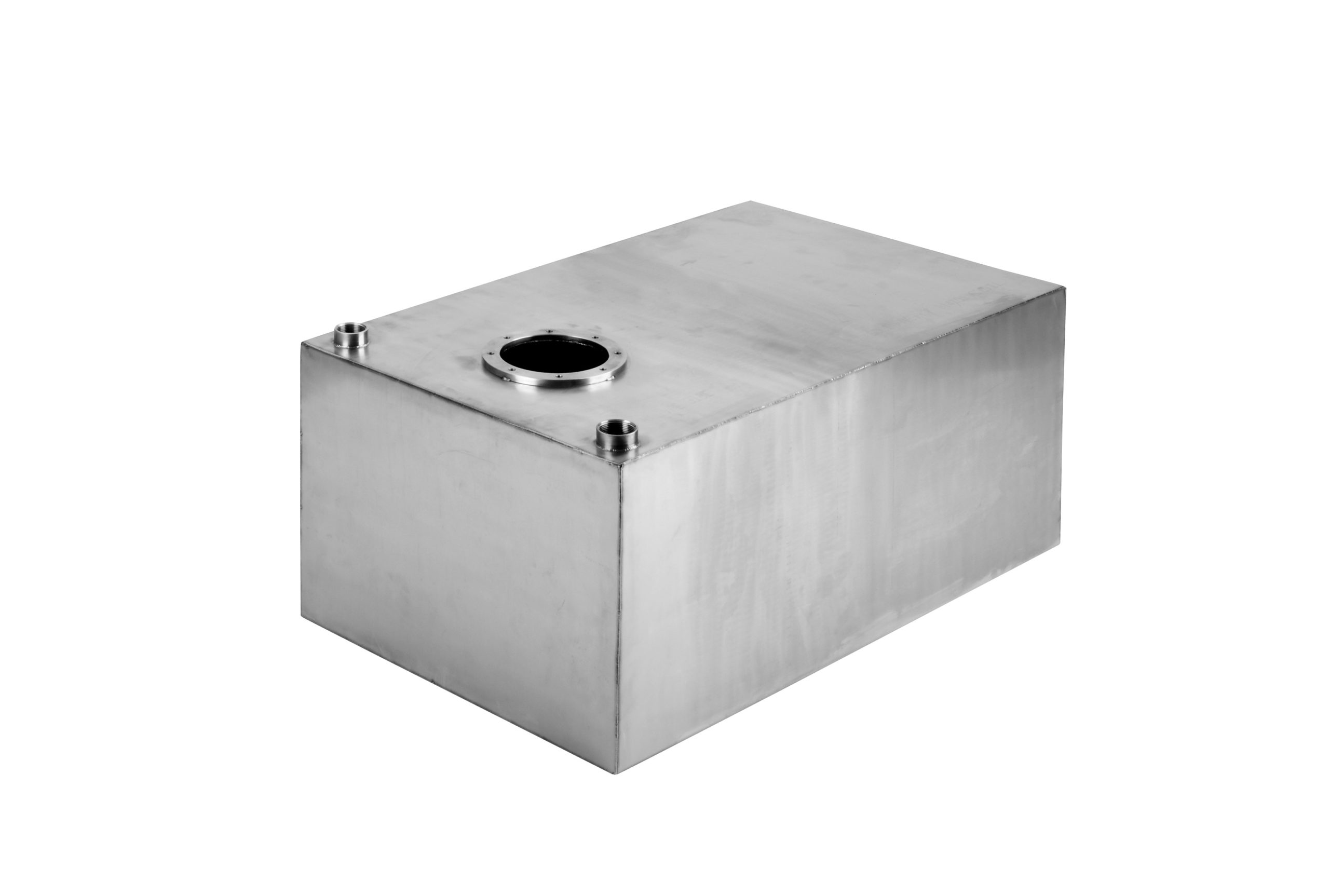 240 Litre Fuel Tank - Stainless Steel or Aluminium